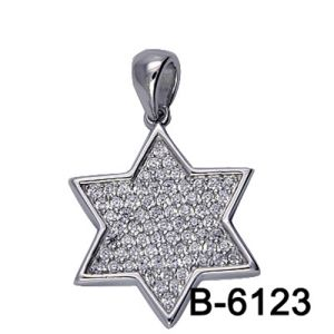 Factory Wholesale New Design Fashion Jewelry Pendant Silver 925 pictures & photos