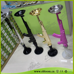 Hottest Gun Shape Hookah Shisha Smoking Water Pipes