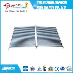 Hot Sale Hotel Nonpressure Vacuum Tube Solar Collector pictures & photos