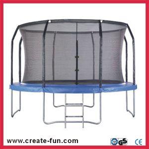 Createfun 10ft Spring Commercial Outdoor Round Kids Big Trampoline