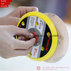 150mm Trizact Film Discs, Grinding Disc, Adhesive Disc pictures & photos