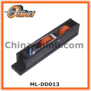 Doors & Windows Accessories Double Tandem Pulley with Nylon Wheels (ML-DD013) pictures & photos