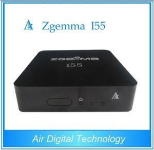 Original IPTV Box Zgemma I55 Dual Core Linux OS Digital TV Box pictures & photos