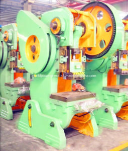 C Frame Inclinable Eccentric Mechanical Press pictures & photos