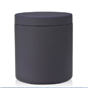 40oz/1100ml Black Soft Touch Plastic Bottle pictures & photos