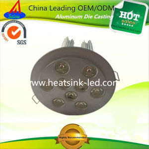 Ceiling Light Aluminum Casting LED Heat Sink Radiators pictures & photos