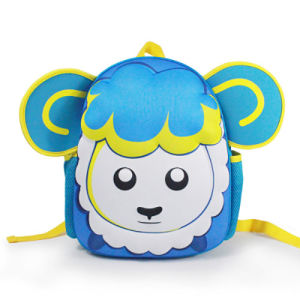 The Cutest Little Sheep Cartoon Figure Children School Backpack pictures & photos