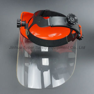 Clear Acrylic Visor Medical Safety Face Shield (FS4011) pictures & photos