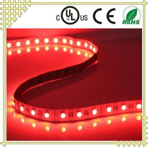 RGB+W Flexible LED Strip with UL Ce RoHS Certificates pictures & photos