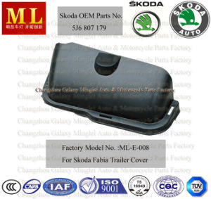 Front Trailer Bumper Cover for Skoda Fabia From 2007 (5J6807179) pictures & photos