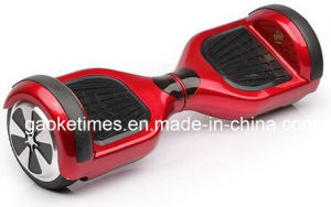 M01 Red Two Wheel Self Balancing Twsting Electric Scooter pictures & photos