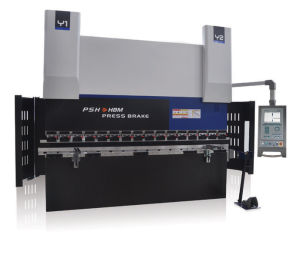 CNC Hydraulic Press Brake (PSH-170-4100HBM) pictures & photos