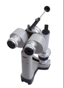 China Top Quality Ophthalmic Eqipment Portable Slit Lamp pictures & photos