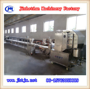 Full-Automatic Spring Roll Production Line Machine pictures & photos