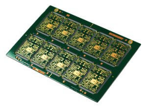 4layers PCB with Immersion Gold/ Communication Equipment PCB