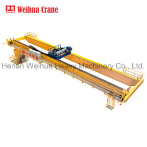 Double Girder Overhead Travelling Crane pictures & photos
