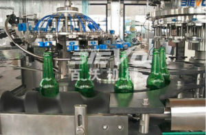 Glass Bottle Carbonated Gas Water Processing Plant pictures & photos
