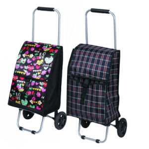 Popular Supermarket Hand Trolley for Sale (SP-515) pictures & photos