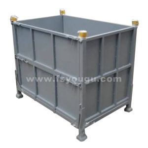 2t Stainless Racking Heavy Duty Steel Box Pallet