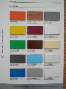 3mm/4mm/5mm/6mm PVDF Aluminium Composite Panel (ACP) for Outdoor Use pictures & photos