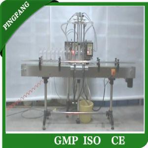 Gzd200-4QS Four Nozzles Tabletop Digital Liquid Filling Machine-for Online pictures & photos