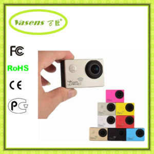 Popular Private OEM Waterproof 4k WiFi Action Sports Cam pictures & photos