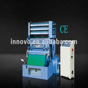 Die Cutting and Hot Stamping Machine (CE) pictures & photos