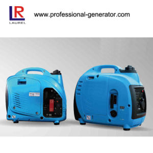 Single-Cylinder 1kw Portable Inverter Generator with Ce, EPA pictures & photos