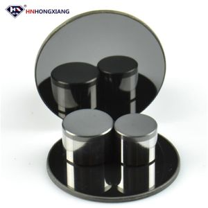 China Polycrystalline Diamond Composite for Drilling PDC pictures & photos