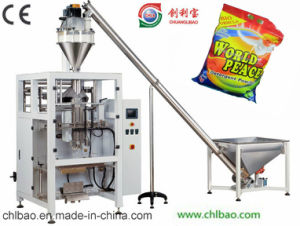 Automatic Washing Powder Vertical Packing Machine (CB-6848PA)