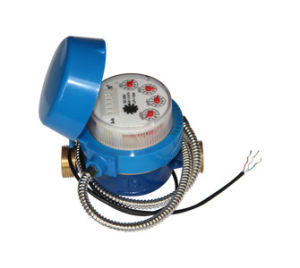 Single Jet Impulse Water Meter, 1 Liter/Pulse pictures & photos