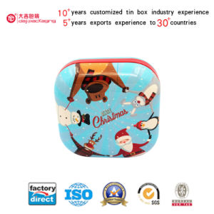 Big Square Metal Tin Gift Box (S001-V6) pictures & photos