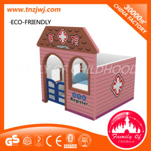 Ce Approved Theme Hospital Kid Plastic Doll House Play pictures & photos