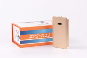 Customer Designed 8000mAh Ultra Thin Emergency Engine Jump Starter (JS-K23) pictures & photos