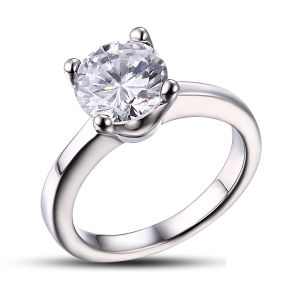 New CZ Ring Fatory Direct Sale 925 Sterling Silver Jewelry pictures & photos