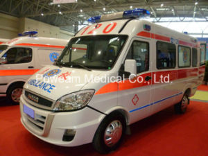 Iveco Medical Patient Transport Ambulance Car (1CD4656JN) pictures & photos