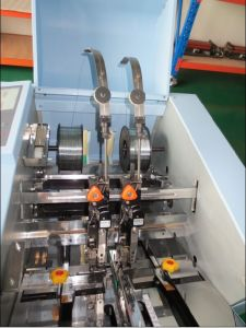 Butterfly Binding and Folding Machine /Booklet Maker (HS06) pictures & photos
