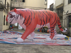 2016 Giant Inflatable Advertising Equipment Event Inflatable Cartoon Mascot Tiger