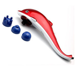 Dolphin Designed Handheld Massager (LC-2002H) pictures & photos