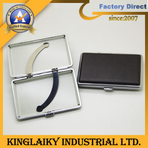 Metallic Cigarette Holder for Koream Super Slim Cigarettes (CGC-001B) pictures & photos