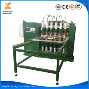 Medium Frequency Inverter Gantry Type Condenser Welding Machine pictures & photos