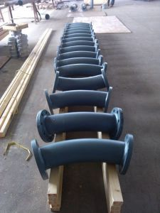 Wear Resisting Ceramic Lined Steel Bending Pipe pictures & photos