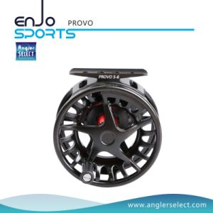 Fly Fishing Aluminum Fishing Tackle Reel pictures & photos
