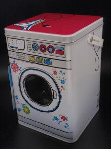 Washing Machine Shape Tin Gift Box
