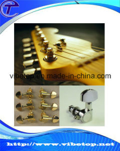 Custom Machining Service Guitar Metal Parts (MH-2015) pictures & photos