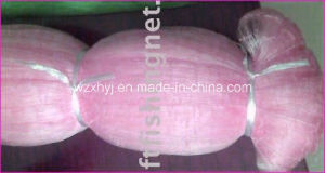 30md Pink Nylon Monofilament Fishing Net pictures & photos