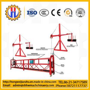 Zlp630 Suspended Platform Rated Speed 9.0m / Min