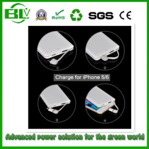 Super Slim Power Bank Micro USB Selfie Portable Cellphone Battery pictures & photos