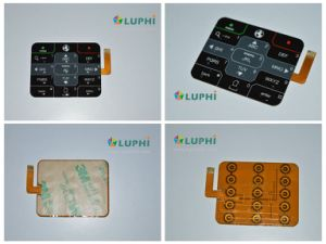 3*5 Matrix Polydome Membrane Switch (MIC-0206) pictures & photos
