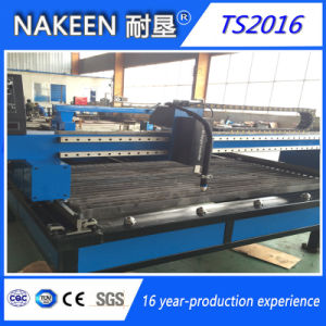 Ts2016-1530 CNC Plasma Cutter for Steel pictures & photos